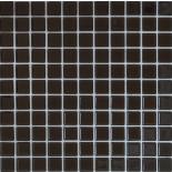 B050 - мозаика прозрачное стекло 2.5 х 2.5 см