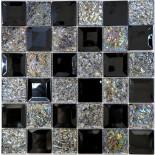 Mix Silver - mozaika