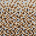 Растяжка из мозаики