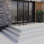 Steps Golden Tile