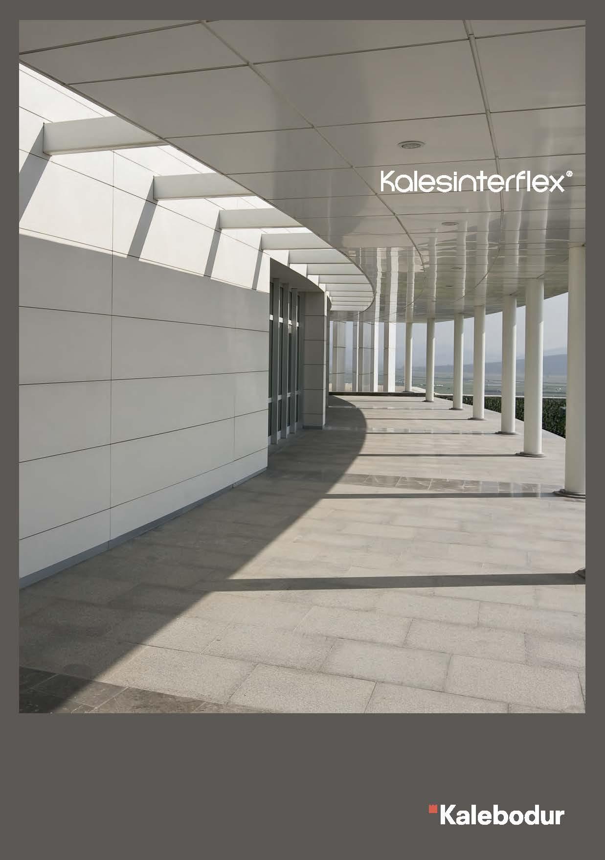 Kalesinterflex Brosur 2017