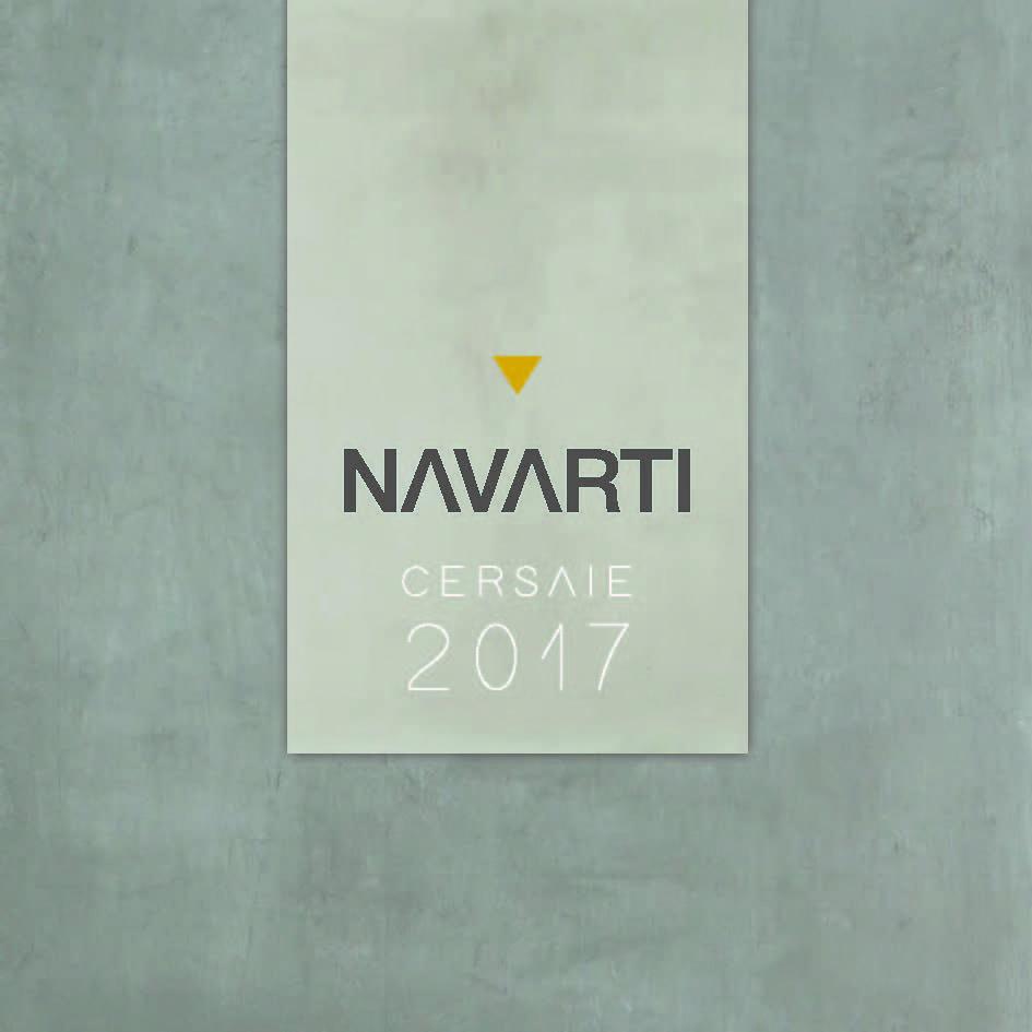 Cersaie Navarti 2017