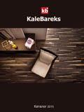 Каталог Kale-Bareks 2015