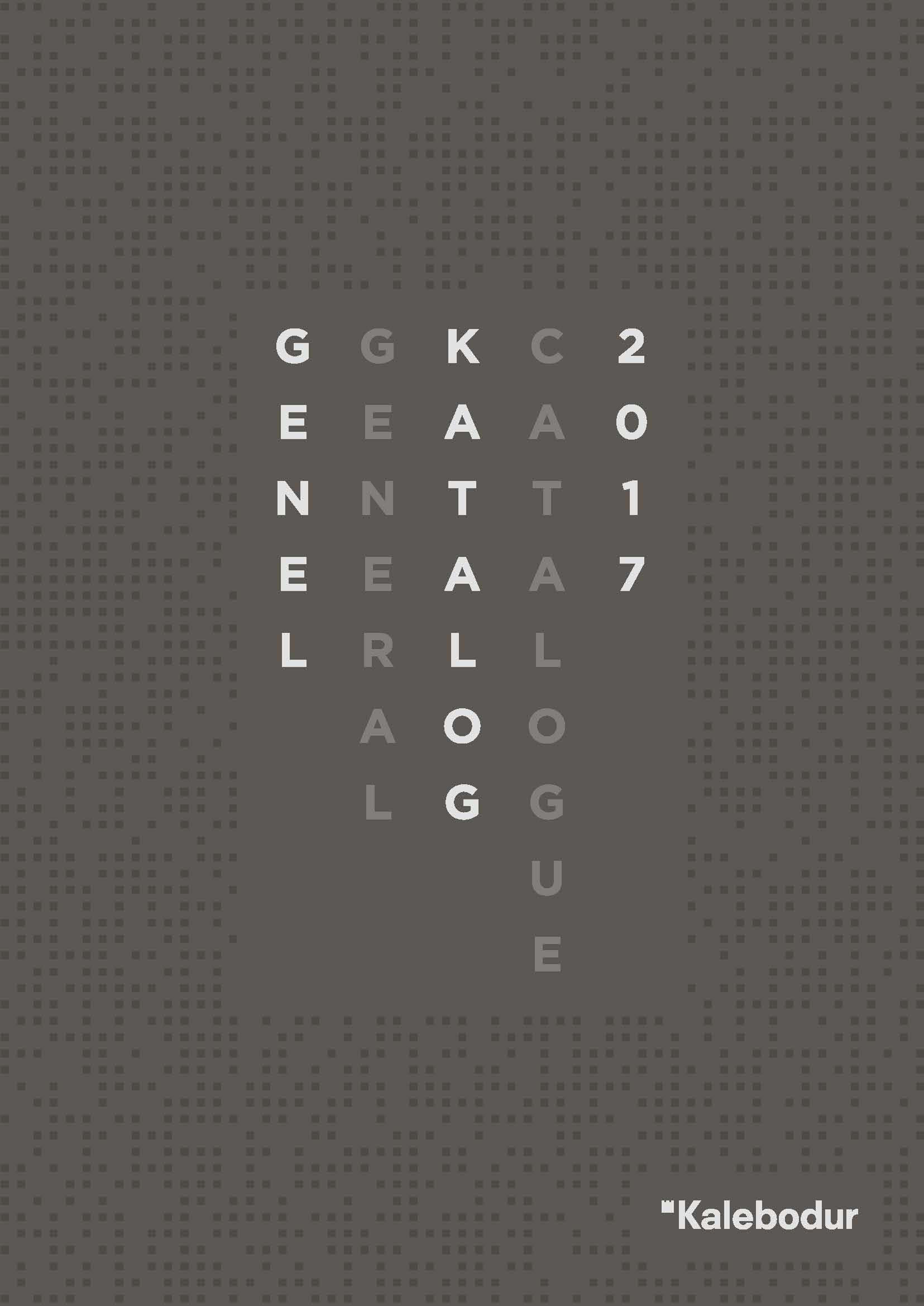 Kalebodur General 2017