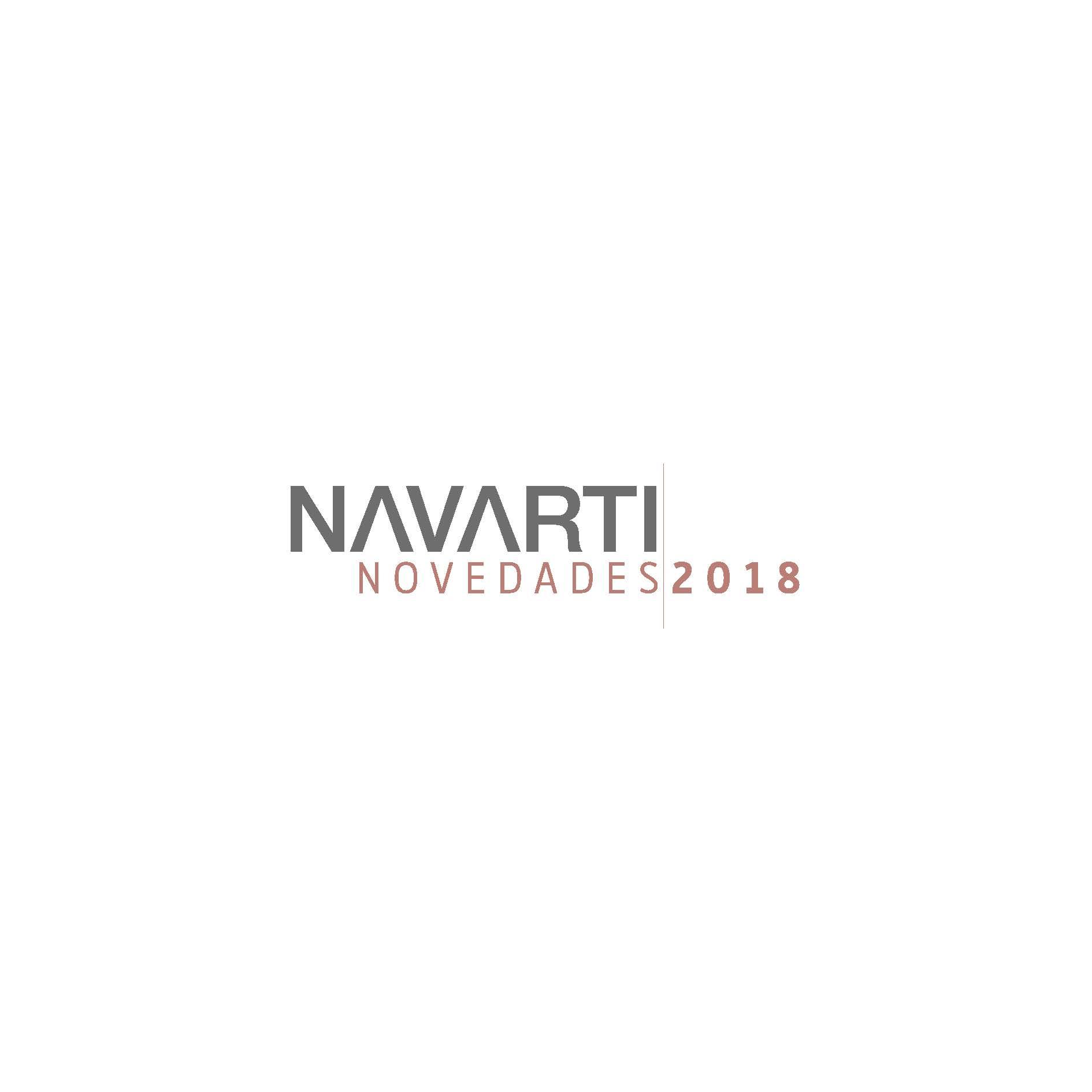 Novedades Navarti 2018